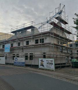 BAI Planung aus Wiesbaden übernimmt Betreuung der Statik und des Rohbaus der neuen Wohnanlage